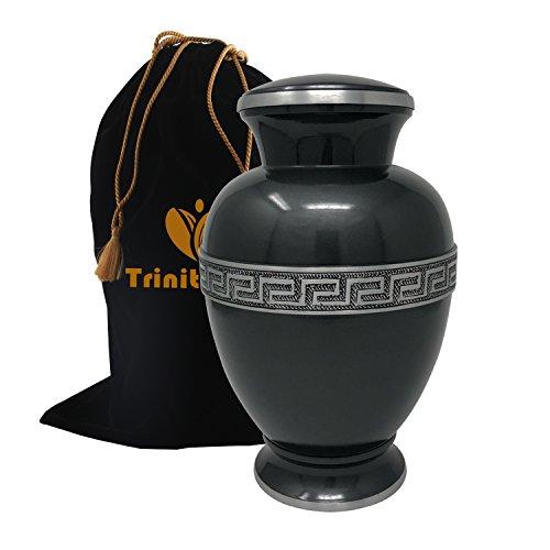 Zeus Sapphire Cremation Urn