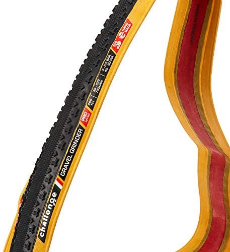 Challenge Gravel Tire 700x36c 300TPI Clincher BlackBlack