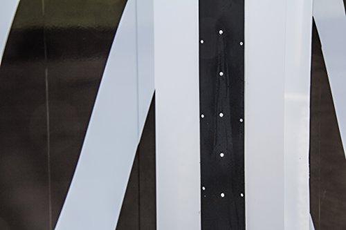 COOLBOX Nebelkabine für hygienische Saunaerfrischung im Zebra-Look (moderne Tauchbecken-Alternative) - 4