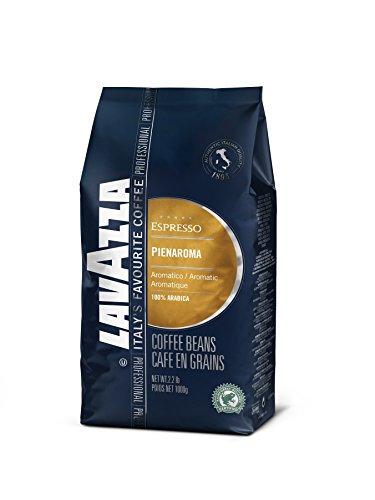 Lavazza Kaffee Espresso - Pienaroma, 1000g Bohnen