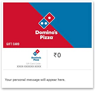 Flat 12% off at checkout  Dominos - Digital Voucher