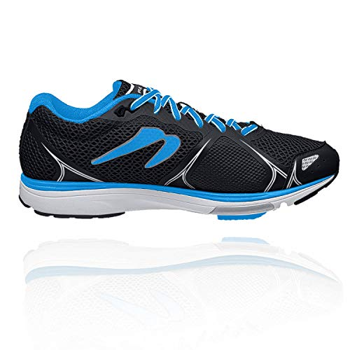 Newton Sir Isaac S Stability Running Shoes black/red/silver, EU Shoe Size:EUR 42