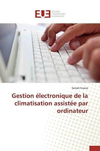 Gestion électronique de la climatisation assistée par ordinateur