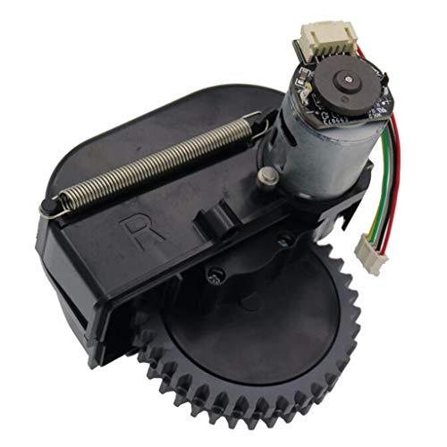 41s4irK4GzL. SL500  - FLAMEER Rueda Giratoria Accesorios para Aspiradoras Piezas de Repuestos Trabaja con para ILIFE V3s Pro V5s Pro - Rueda Derecha