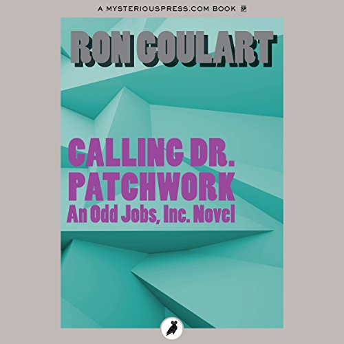 Calling Dr. Patchwork audiobook cover art