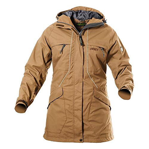 Owney Tuvaq Damen Jacke beige XXXL