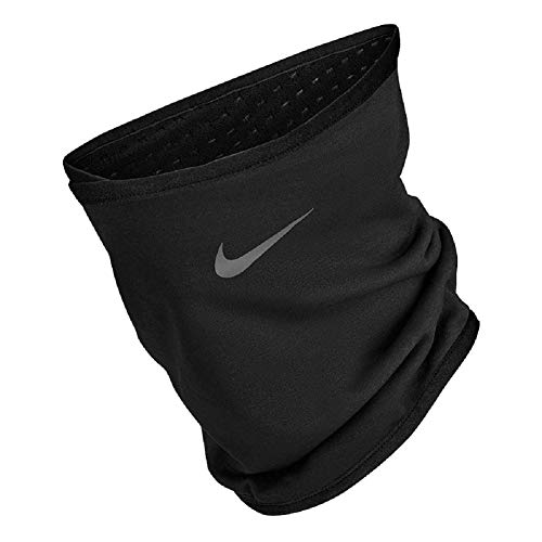 Nike Running Therma Sphere Neck - Scaldacollo, Adulti (unisex), nero, L XL