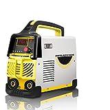 アークARC溶接機100v&200v兼用 家庭用ポータブル直流インバータ溶接機 小型 軽量(2年保証)