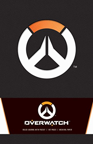 Overwatch Hardcover Ruled Journal (Insights Journals) (Gaming)
