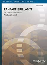 Fanfare Brillante: for Trombone Quartet (Festival Ensemble)