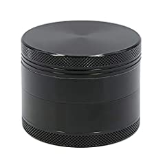 Our grinders are made from quality material to ensure you get a perfect crush every time & that your grinder lasts forever! Classic 4-piece, 3-chamber design allows for grinding, storage, and filtration of pollen. The sharp diamond-shaped teeth ensur...