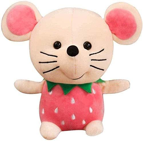 NC56 Peluche de Dibujos Animados de Frutas Mickey Mouse Juguete Encantador 42cm bebé Mickey Minnie Mouse muñeca Almohada Juguete Mejores Regalos