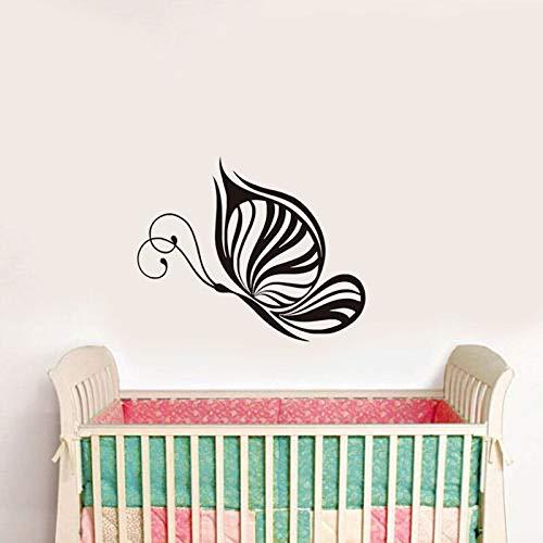 Sanzangtang decoratie voor school, voor de kleuterschool, slaapkamer, vlinder, zelfklevend, muurstickers voor meisjes