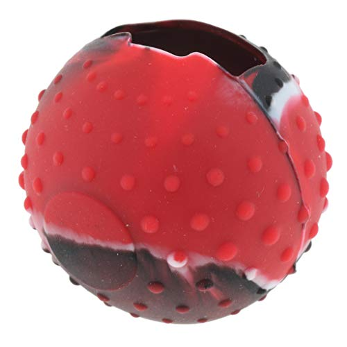 Capa Almencla Pokeball Plus para Nintendo Switch Joy-con camuflagem vermelha