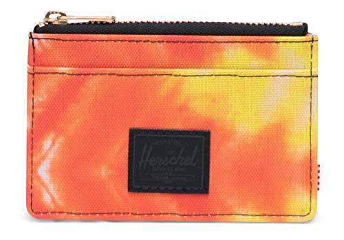 Herschel Oscar Geldbeutel orange/gelb, OSFA