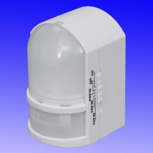 Trango Sensor LED Nachtlicht TG11-039 mit Automatikfunktion mit Bewegungssensor, Bewegungsmelder und Sicherheitslicht