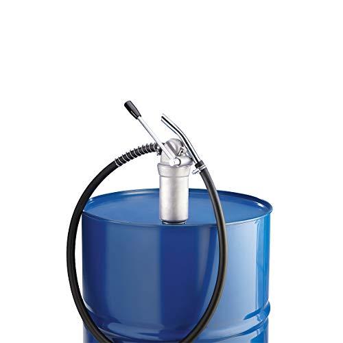 Noir Pudincoco Pompe daspiration manuelle Eau de pompage manuelle Essence Eau Pompe Tuyau