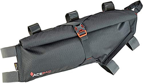 Acepac Rolle Rahmen Tasche–Grau Medium