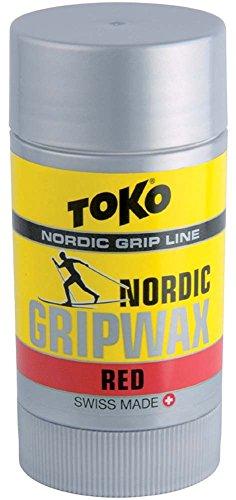 TOKO Nordic Grip Wax RED - von -2°C bis -10°C