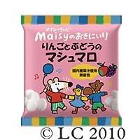 メイシーちゃん(TM)のおきにいり りんごとぶどうのマシュマロ (35.2g×5袋) 【創健社】