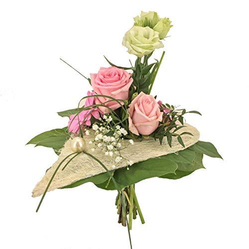 Blumenstrauß -Liebesfeuer- Blumenversand zum Wunschtermin