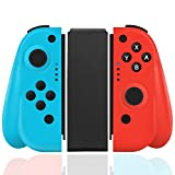 Elyco Mando para Nintendo Switch, Wireless Bluetooth Controller Gamepad Joystick Joycon Controlador Compatible con Nintendo Switch Inalámbrico Controller