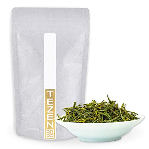Huoshan Huangya Gelber Tee aus Huangshan, China   Hochwertiger chinesischer Gelber Tee   Premium China Tee   Ideal für alle Teeliebhaber und als Geschenk (50g)