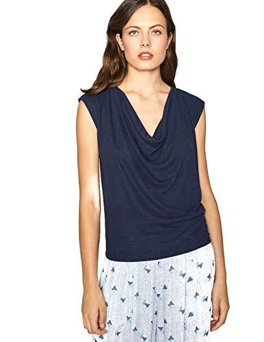 Surkana Camiseta Lace Marino XL