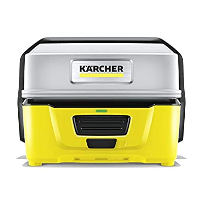 Kärcher 16800190 OC 3 Portable Cleaner, 45 W, 6 V, Yellow/Black by Kärcher