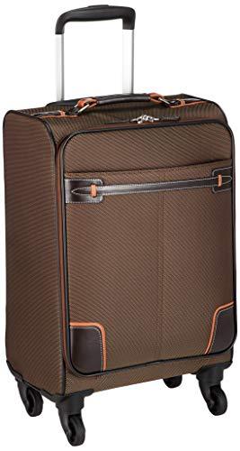 [エース トーキョー] スーツケース グラレーンII レインカバー付 機内持ち込み可 28L 2.5kg ブラウン