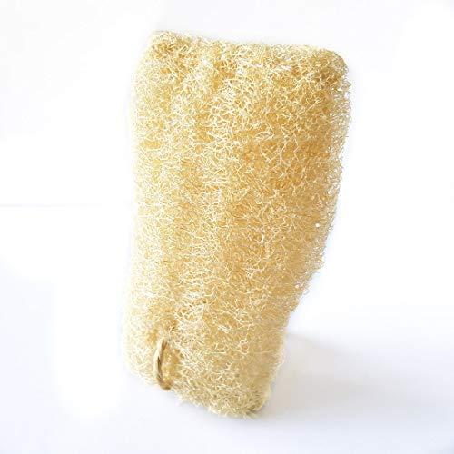Esponja Exfoliante, Natural y Vegetal. Ayuda a prevenir la celulitis y a estimular el riego sangíneo.