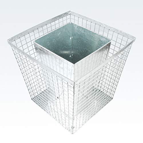 INDUTEC Pflanzgabione Quadrat