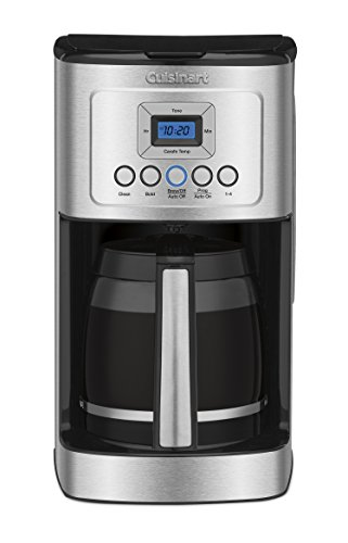 Cuisinart DCC-3200AMZ Coffeemaker, 14 Cup Stainless Steel