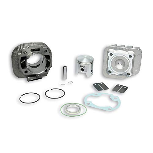 Unbranded 70cc Cilindro Gruppo Termico Candela Kit Set per KEEWAY F-Act Evo 50 2T