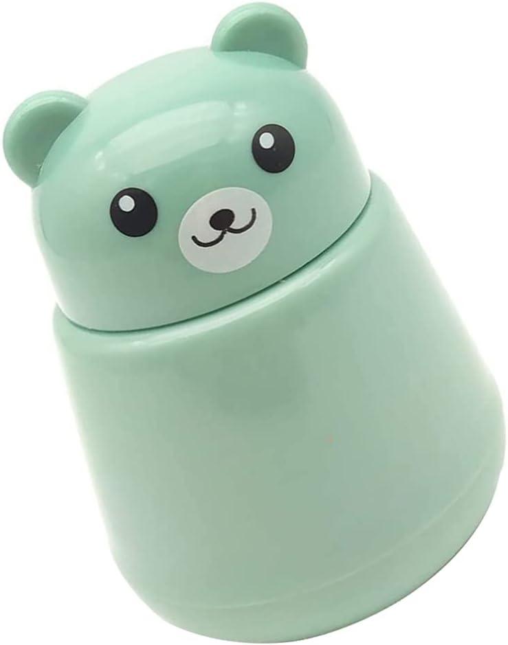 Healifty Mini Pill Crusher Cute Pulve Bear Lowest price challenge Cheap sale Medicine Grinder