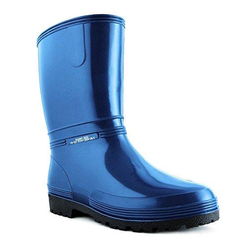 demar. Gummistiefel Regenstiefel RAINNY (37/38, dunkelblau)