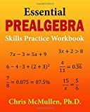 Essential Prealgebra Skills Practice Workbook