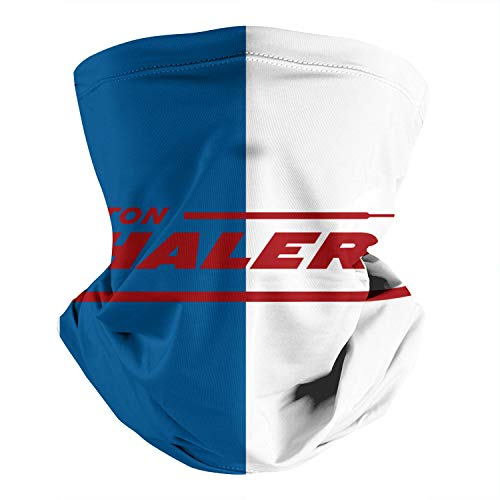 Windproof Face Cover Red-Boston-Whaler-Boat-Logo-Symbol- Multifunctional Headband Neck Gaiters Balaclavas