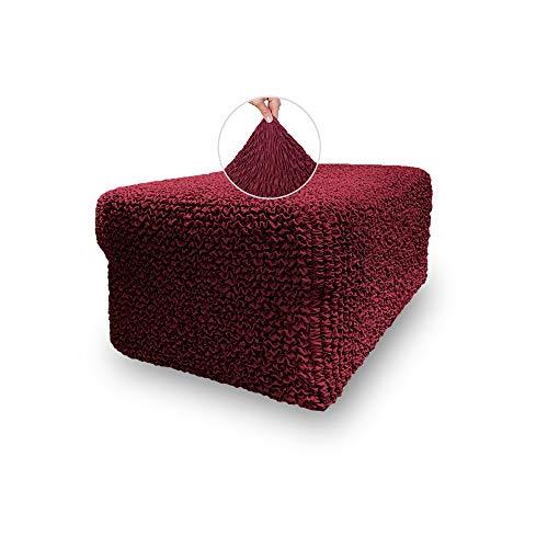 PAULATO DE GA.I.CO. Funda de sofá para sofá de 2 vías para sofá, colección Microfibra