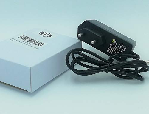RPS Alimentazione DC 12V 1A. 100-240V a DC 12V trasformatore per telecamere di videosorveglianza CCTV o Strisce LED