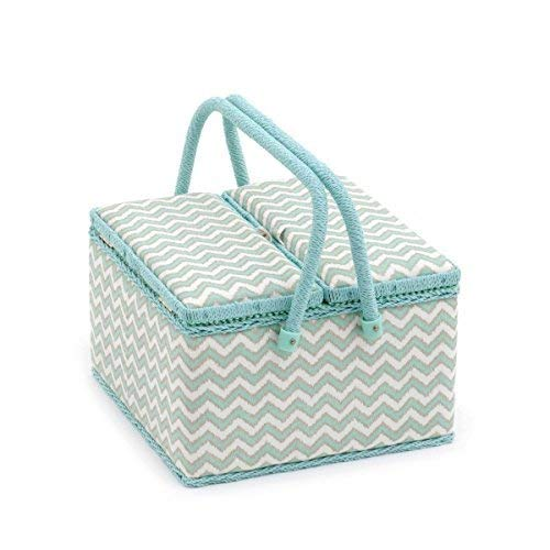 MRL\275 Large Sewing Box Birdsong Sewing Basket