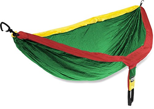 Eno Eagles Nest Outfitters - DoubleNest Hammock, Portable Hammock for Two, Rasta
