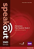 Speakout Elementary 2nd Edition Flexi Students' Book 2 with MyEnglishLab Pack