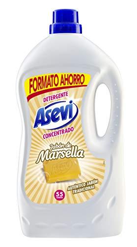 Asevi 23671 Reinigungsmittel Seife aus Marseille, 3,8 l