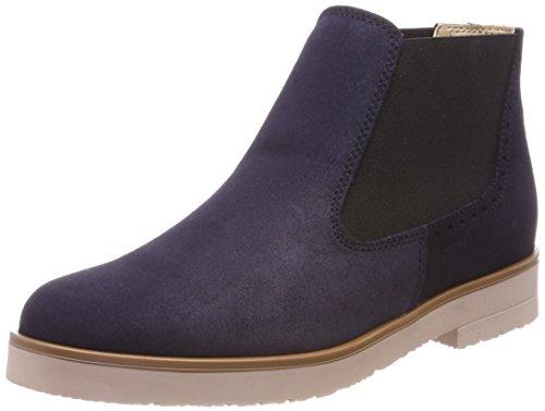ESPRIT Damen Oska Bootie Chelsea Boots, Blau (Navy), 40 EU