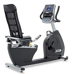 Spirit Fitness liggende ergometer XBR 55 (speciaal model)*