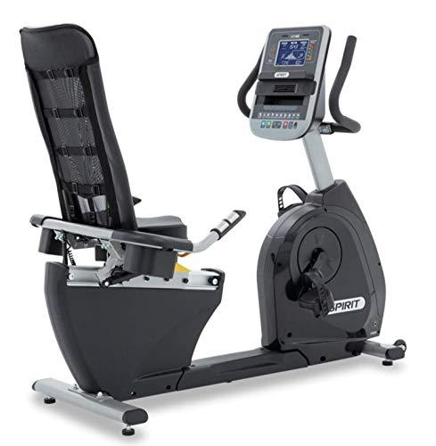 Spirit Fitness Liege-Ergometer Bild