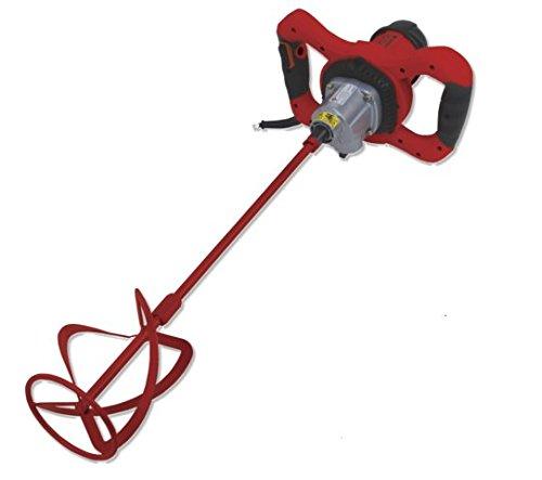 Rubi 26922 Mezclador Rubimix-9 N Plus, 1600 W, 240 V, Rojo