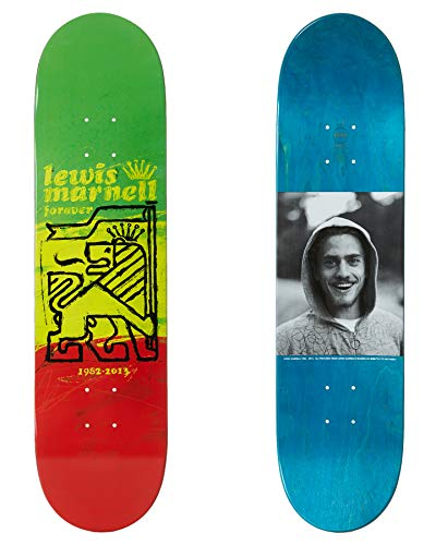 Almost Painted Lion Skateboard-Brett / Deck, Marnell, 20,3 cm