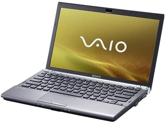 Sony Vaio -Z31MN B 33 3 cm 13 1 Zoll WXGA Laptop Intel Core Duo P8600 2 4GHz 4GB RAM 250GB HDD Nvidia GeForce 9300M GS DVD - DL RW Vista Business Schätzpreis : 229,00 €